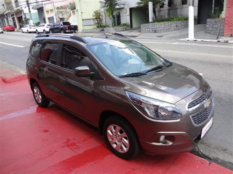 CHEVROLET SPIN 1.8 LTZ 8V FLEX 4P AUTOMÁTICO 2014/2015